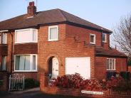 semi detached house to rent in Windermere Avenue, Upton