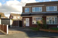 3 bedroom semi detached property in Wrexham
