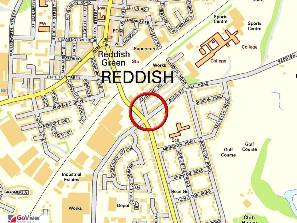 Property For Sale In Reddish Vale