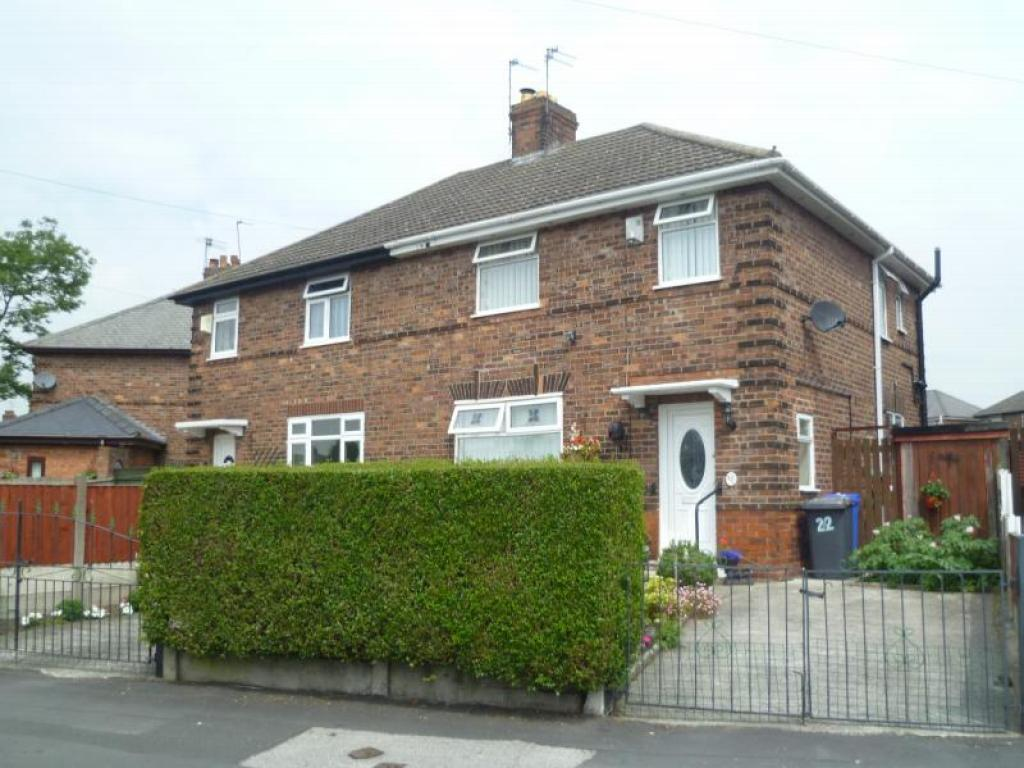 3 bedroom semi detached house for sale in squires avenue for Home architecture widnes