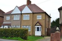 semi detached home in Hatch Lane, Harmondsworth
