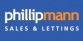 Phillip Mann Estate Agents, Newhaven logo