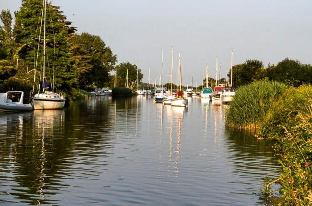 Wareha, River