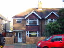 3 bedroom semi detached home in Cherry Garden Road...