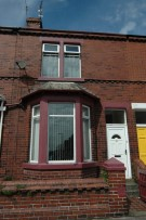 Terraced home in 45 Settle Street...
