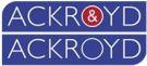 Ackroyd & Ackroyd, Ripon logo