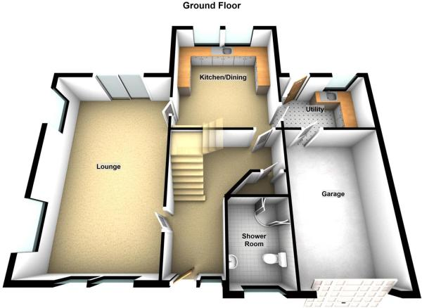 Lissadell House - Fl