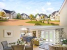 new house for sale in CALA Homes Development...