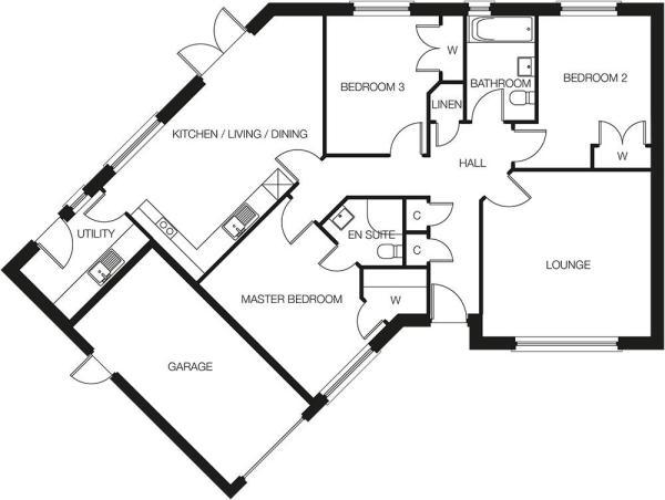 The_Logan floor plan