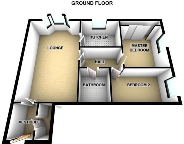 Floorplan - 15 Winds