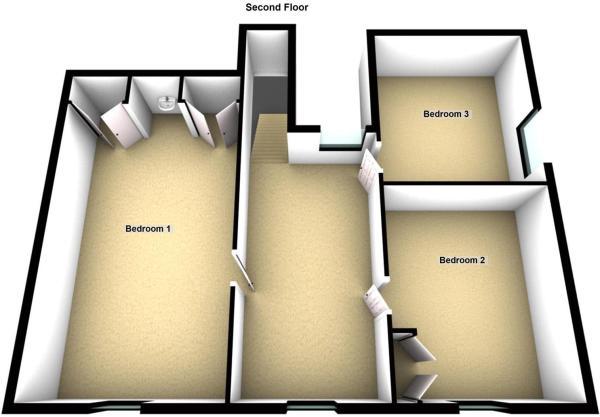 St Leonards - Floor