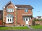 3 bedroom Detached property for sale in Meadow Way, Kilwinning...