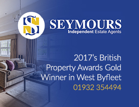 Get brand editions for Seymours Estate Agents, West Byfleet
