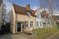 3 bed End of Terrace house for sale in West Byfleet, Surrey...