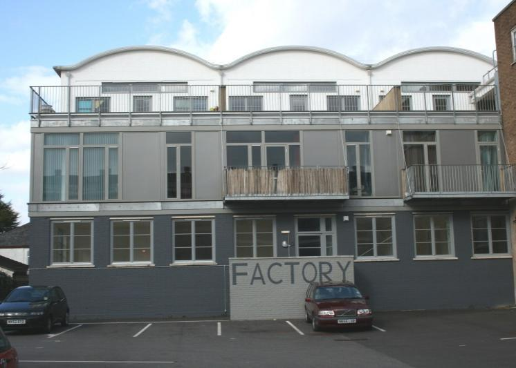 1 Bedroom Flat For Sale In 47 The Factory Kerrison Road Norwich Nr1