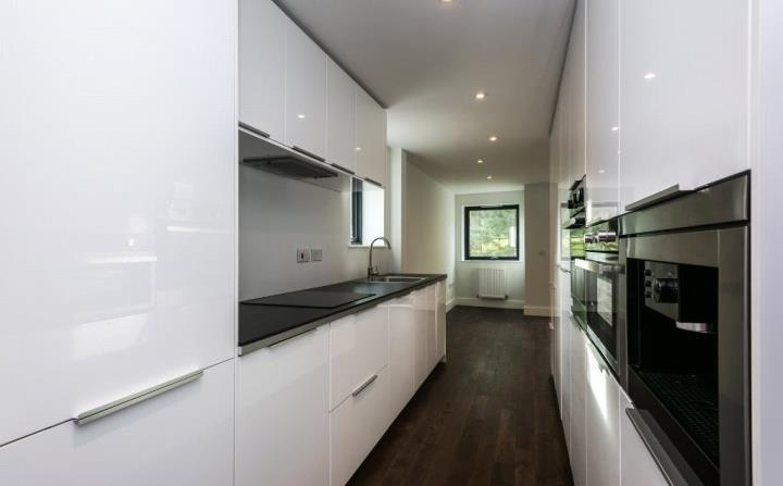 120B Kitchen