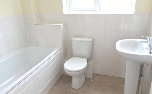 Plot 12 Bathroom