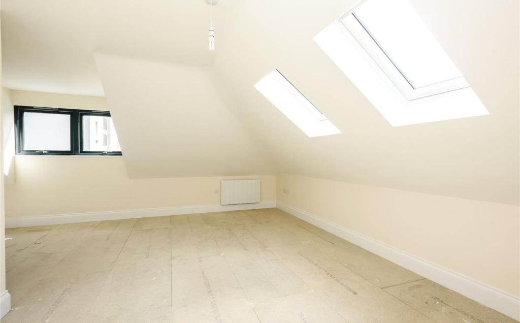 Flat 15 Bedroom