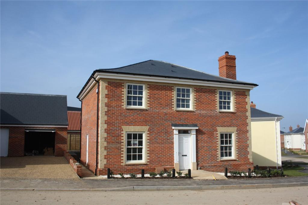 4 Bedroom Detached House For Sale In Staithe Place