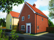 3 bed new development in Cavell Place...