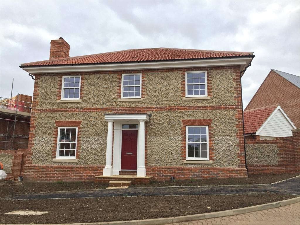 4 Bedroom Detached House For Sale In Plot 13 Staithe Place