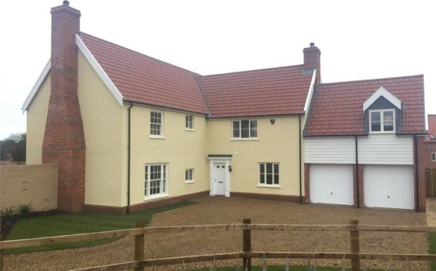 5 Bedroom Detached House For Sale In Plot 9 Staithe Place