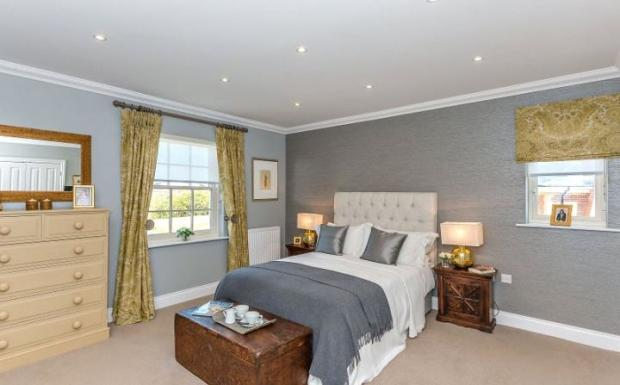 Show Home Bed1