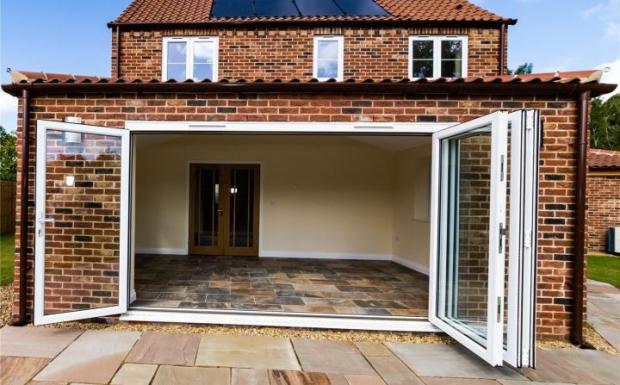 Garden/Bi-Fold Doors