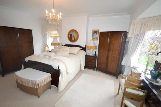 Bedroom - Front