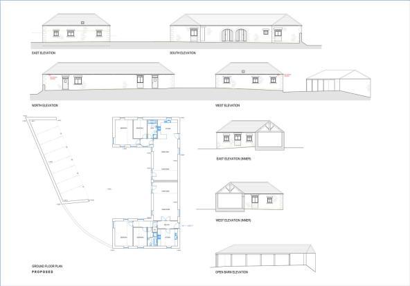 Floor Plans Unit 6&7