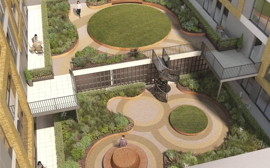 Courtyard Garens