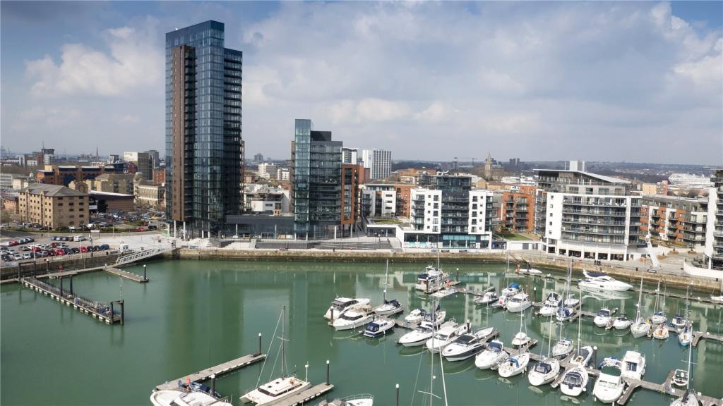 2 Bedroom Flat For Sale In Moresby Tower Admirals Quay