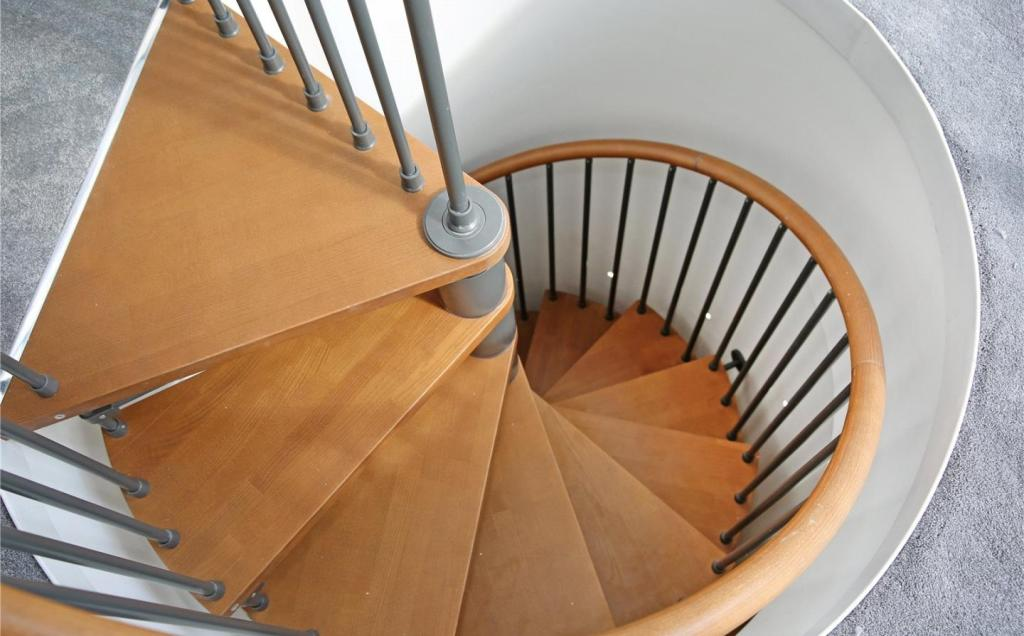 Duplex Ph Stairs
