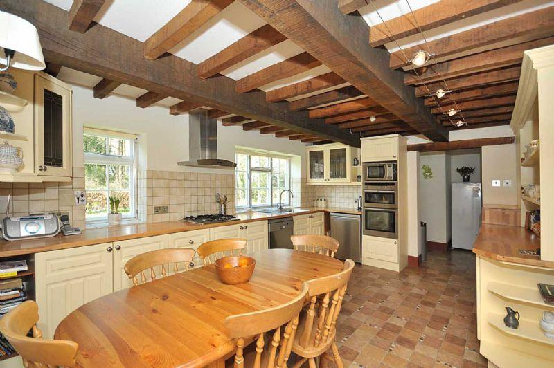 Superb 5 Bedroom House For Sale In Newton Hall Lane Mobberley WA16