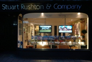 Stuart Rushton & Co, Knutsfordbranch details
