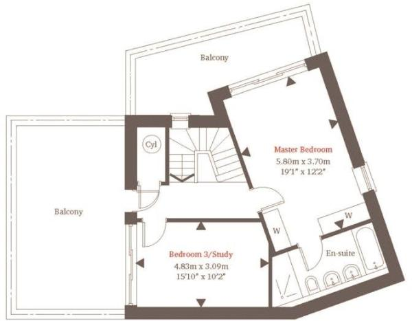 Apartment No.15