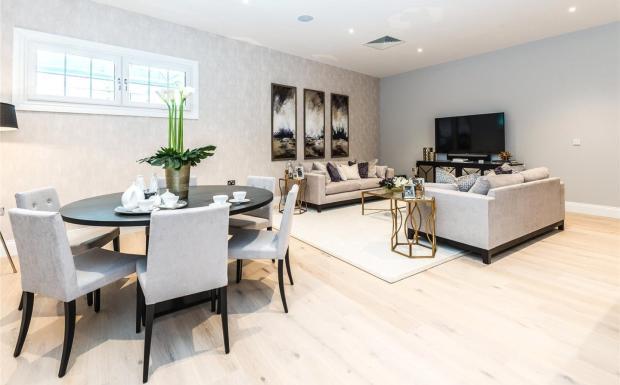 Show-Apartment