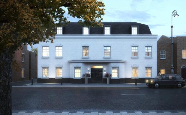 Victoria Residences