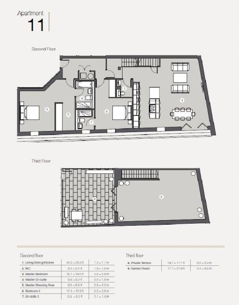 Floorplan No.11