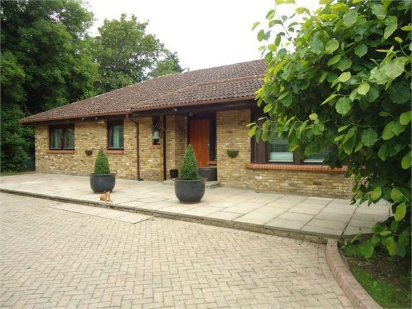 main bungalow
