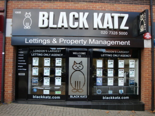 Black Katz, Hammersmith Officebranch details