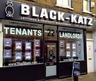 Black Katz, Islingtonbranch details
