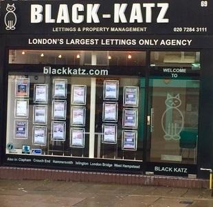 Black Katz, Camdenbranch details