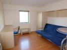 bedroom/sitting r...