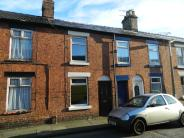 2 bedroom Terraced house in Welles Street, Sandbach...