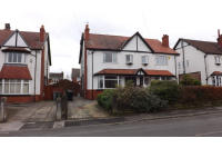 semi detached property for sale in Westminster Road, Hale