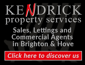 Get brand editions for Kendrick Property Services, Brighton