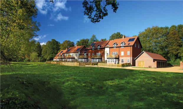 Merritts Meadow Petersfield New Property