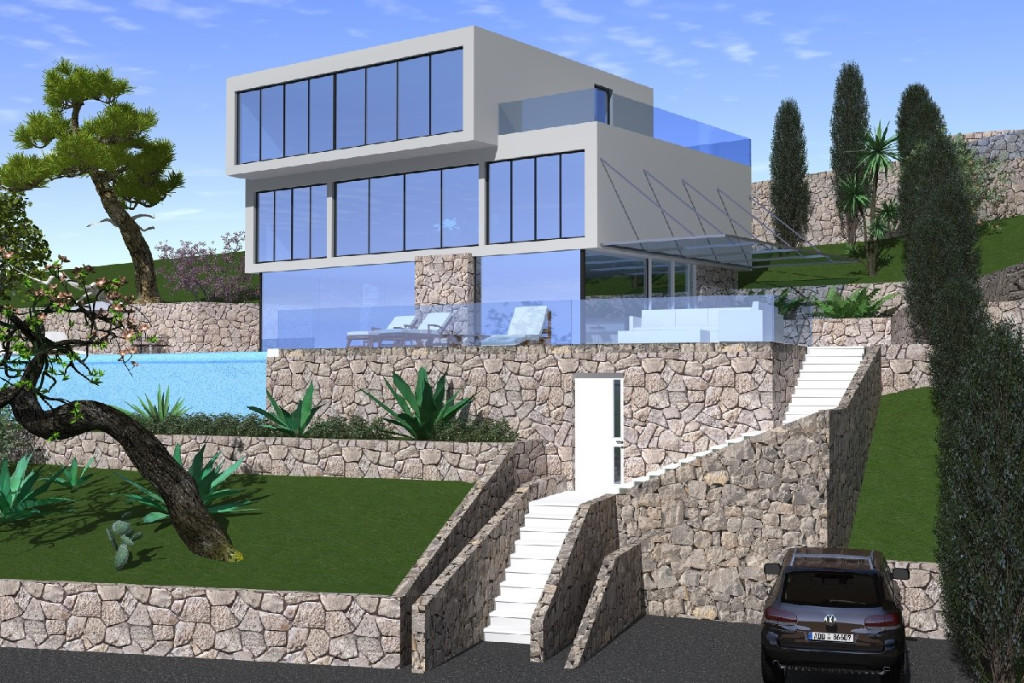 Land for sale in Vis Island...