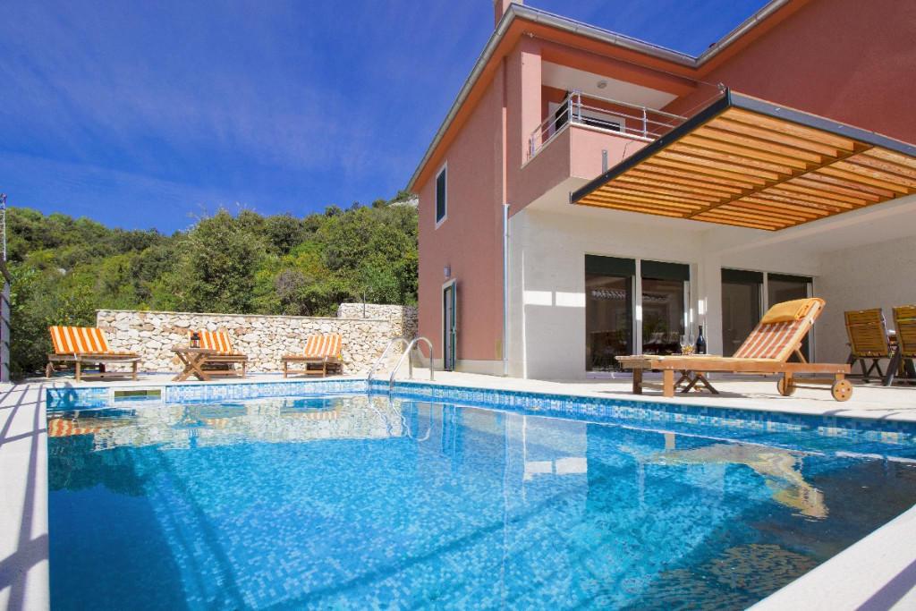 4 bed Villa in Trogir, Split-Dalmatia